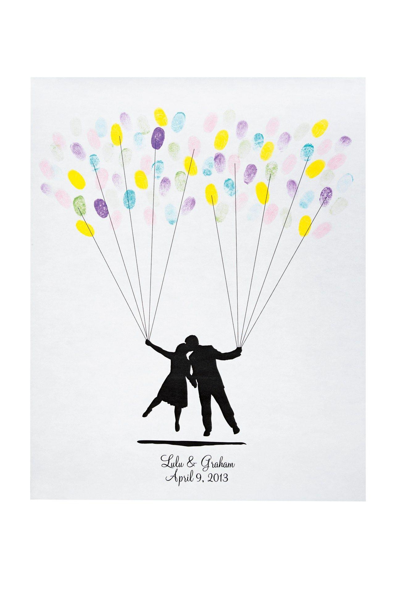 Alternative Wedding Guestbooks Bridesmagazine Co Uk