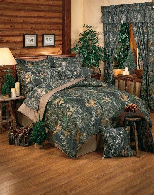 Mossy Oak Bedding: dream of the hunt.