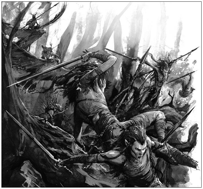 high elves warhammer army book pdf