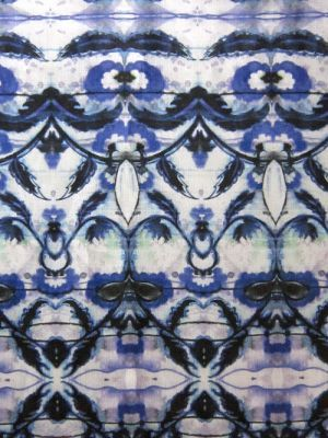 Natale - Cerulean Fabric