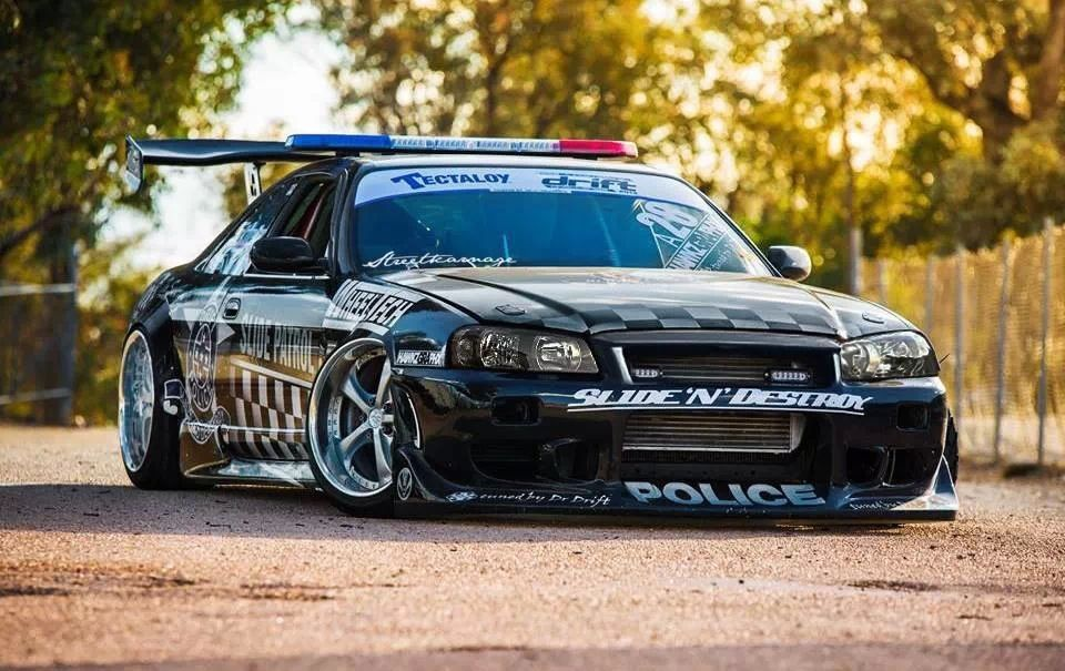 nissan skyline gtr r34 police i like http extreme. Black Bedroom Furniture Sets. Home Design Ideas