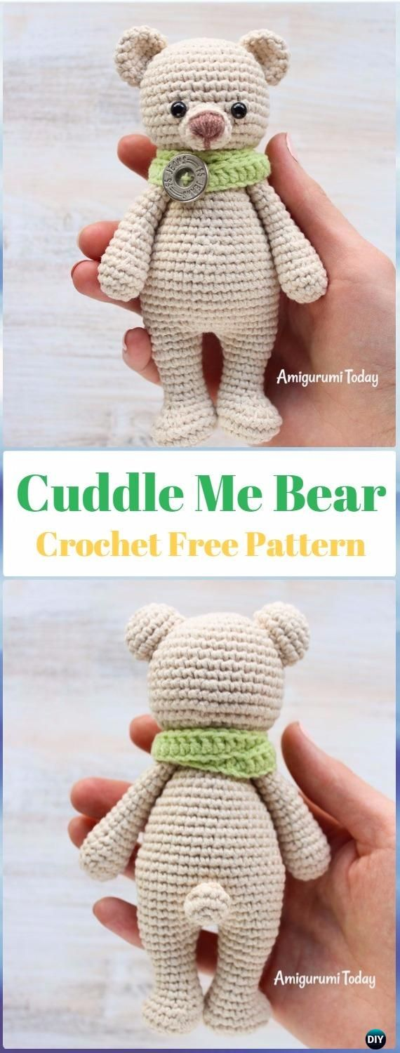 Amigurumi crochet teddy bear toys free patterns crochet bear amigurumi crochet teddy bear toys free patterns bankloansurffo Image collections