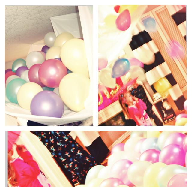 new years eve balloon drop | Balloon drop, Balloons, Party ...