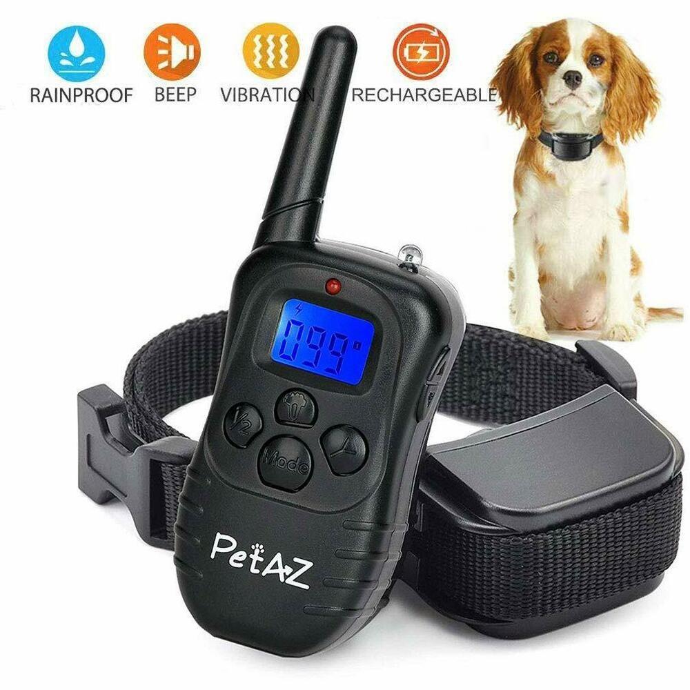Details About Petaz Dog Training Collars Electric Dog Shock