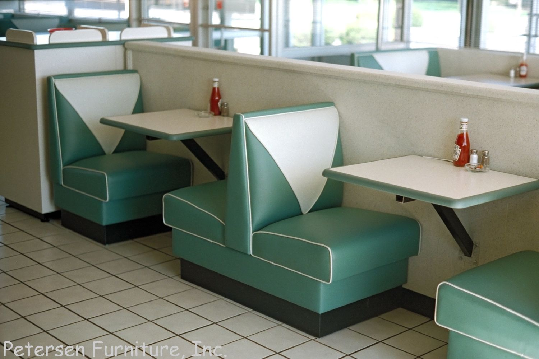 Diner_restaurant_row_deuce_booths (1500×1000) | NTW | Pinterest | Diners,  Restaurant Booth And Dining Booth