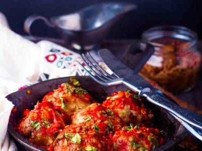 Photo of These skillet meatballs are so easy to make you'll be ma…-…
