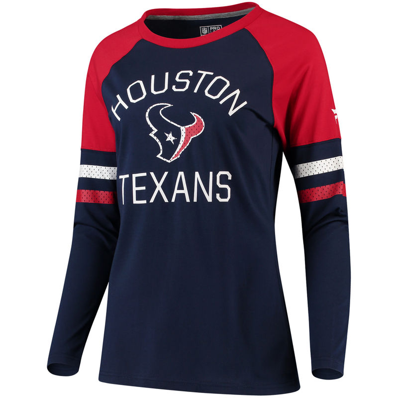 new style 8e2cd ebcf5 Houston Texans NFL Pro Line by Fanatics Branded Women's ...