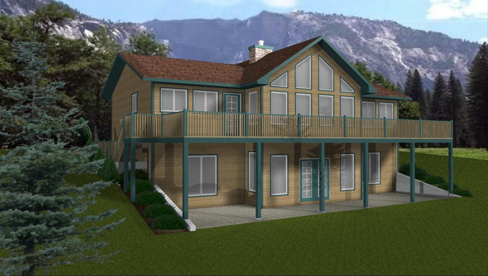 Walkout Basement Designs Google Search Basement House Plans Ranch House Plans Small Cottage House Plans