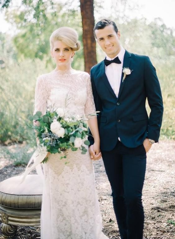 Watters Kerry Gown 4096B , $1,600 Size: 16 | Used Wedding Dresses ...