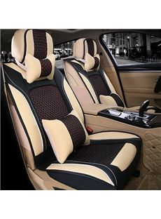 Pefect Color And Design Combination Luxurious Car Seat Covers Car Seats Leather Car Seat Covers Car