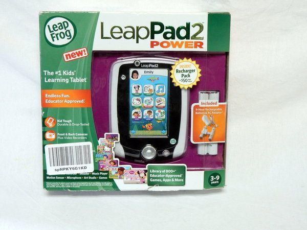 Leap Pad 2 Power (Pink)