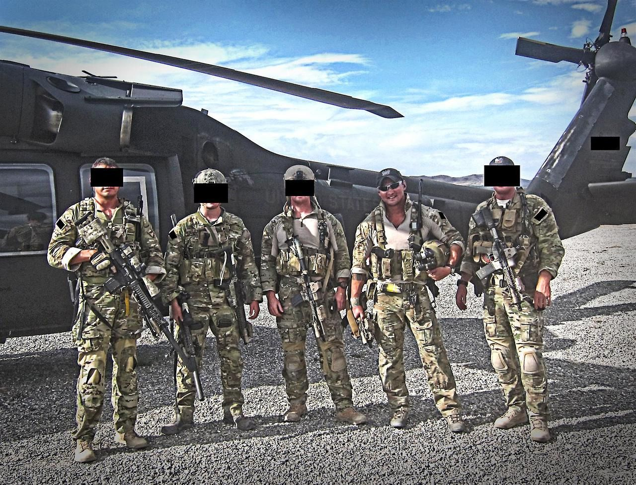 97923df0e9 Members of a CIF Compagny  US Army SOF. Every Special Forces Group (Airborne