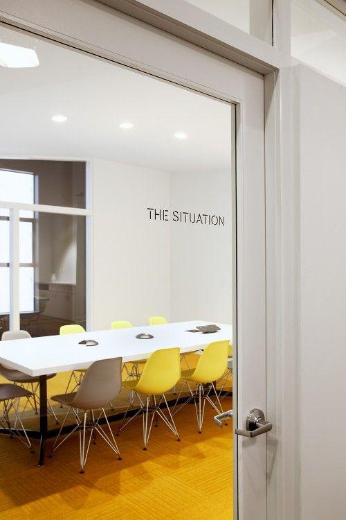 Zaaz Shows Off Its Headquarters Office Snapshots Meeting Room Names Meeting Room Design Office Interior Design