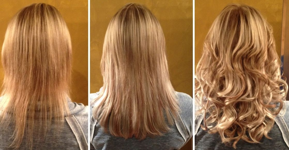 Hair Extensions Before And After Google Search Chemical Peels