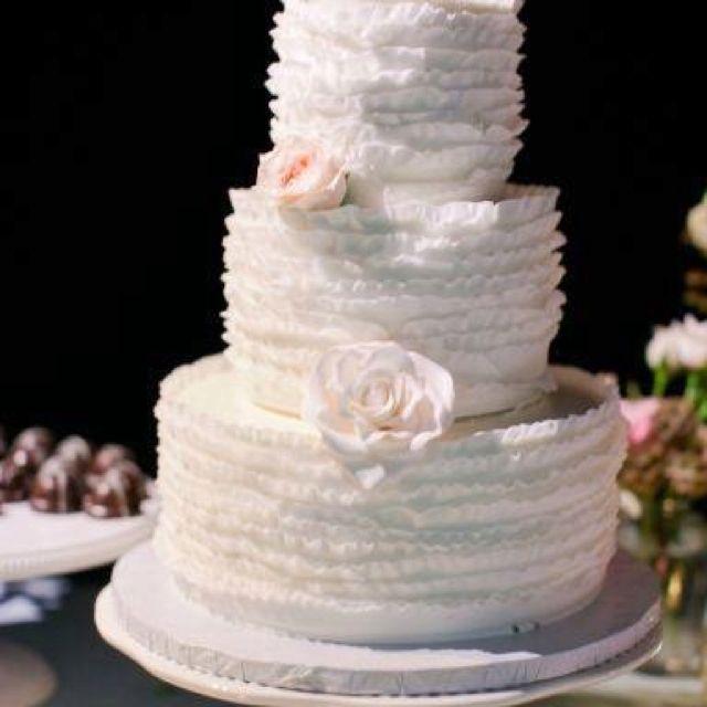 Fluffy cake. xo