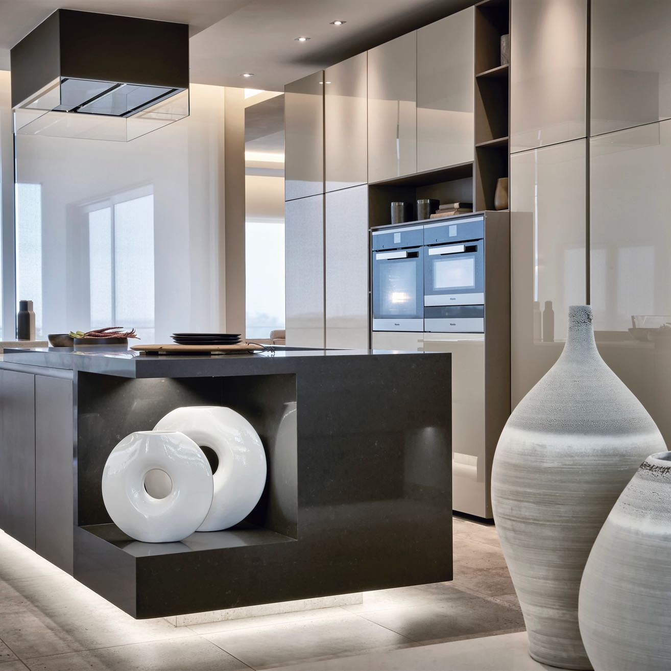 Blu_line Is A High-end Kitchen Design Company Based In