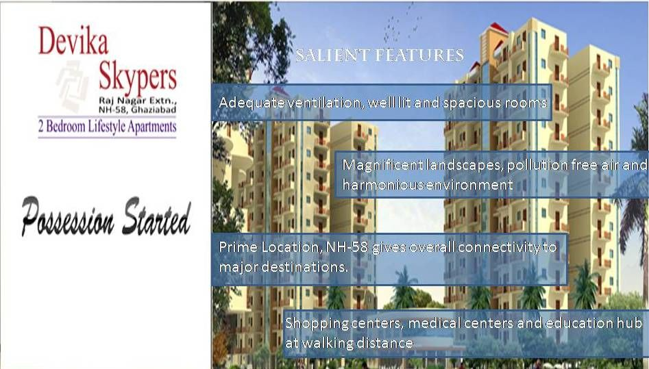 Devika Skypers Will Surely Spell The Magic In Your Life An Integrated High Rise Residential Complex Www P Residential Complex Medical Center Life