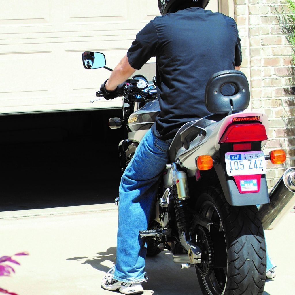 Flash2pass Motorcycle Garage Door Remote System Pertaining To