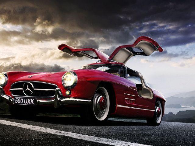 Mercedez Benz Sl 300