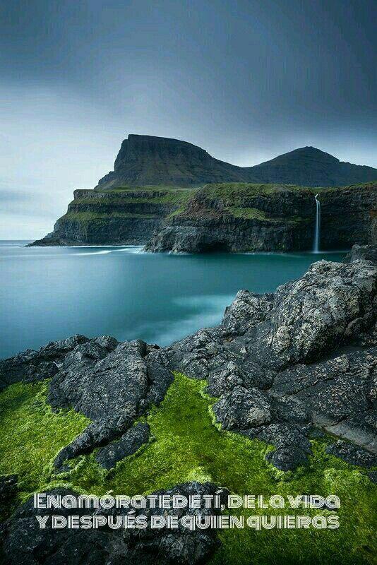 Faroe Islands Dinamarca Wanderlust Europa 190 Summer Travel Destinations Faroe Islands Denmark Places To Travel