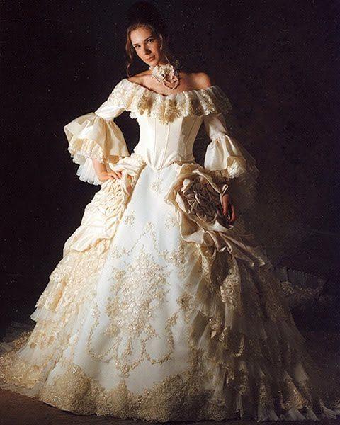 Victorian Wedding Dresses Google Search