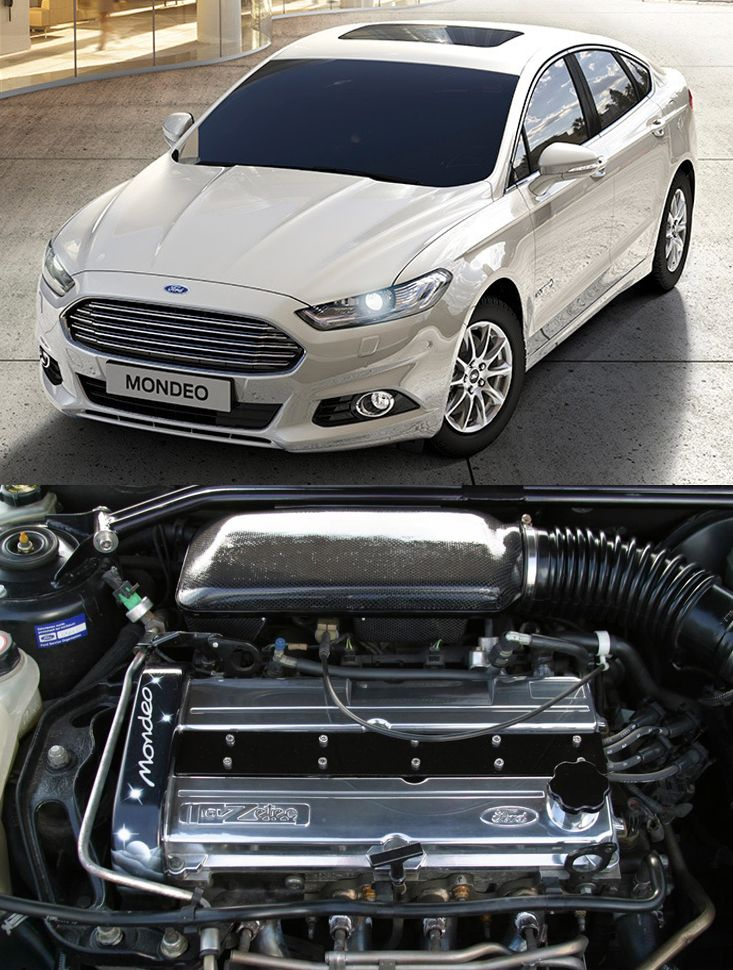 The New Ford Zetec 1 0 Ecoboost Engine Really Shines In Mondeo