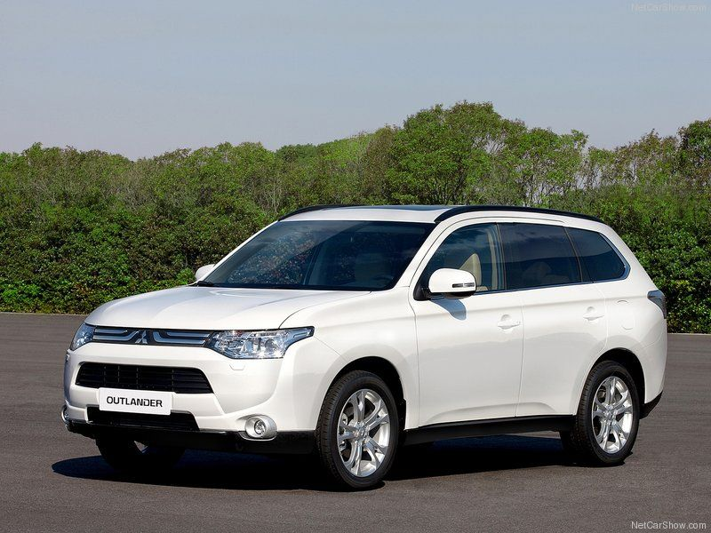 this is the 2014 outlander.. will come in a regular gas