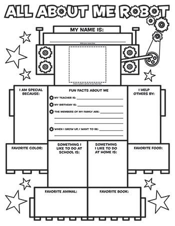 Back To School Icebreakers, Worksheets, and Resources