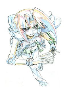 yugioh zexal misael - Google Search
