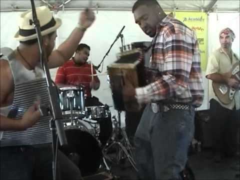 Terry & the Zydeco Bad Boys - Shake that booty - YouTube