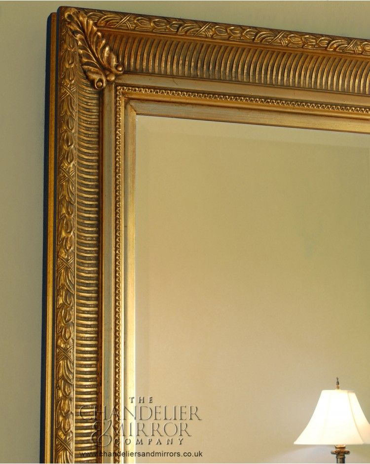 Kelmscott Large Gold Ornate Mirror Hg Mirrors Pinterest Gold