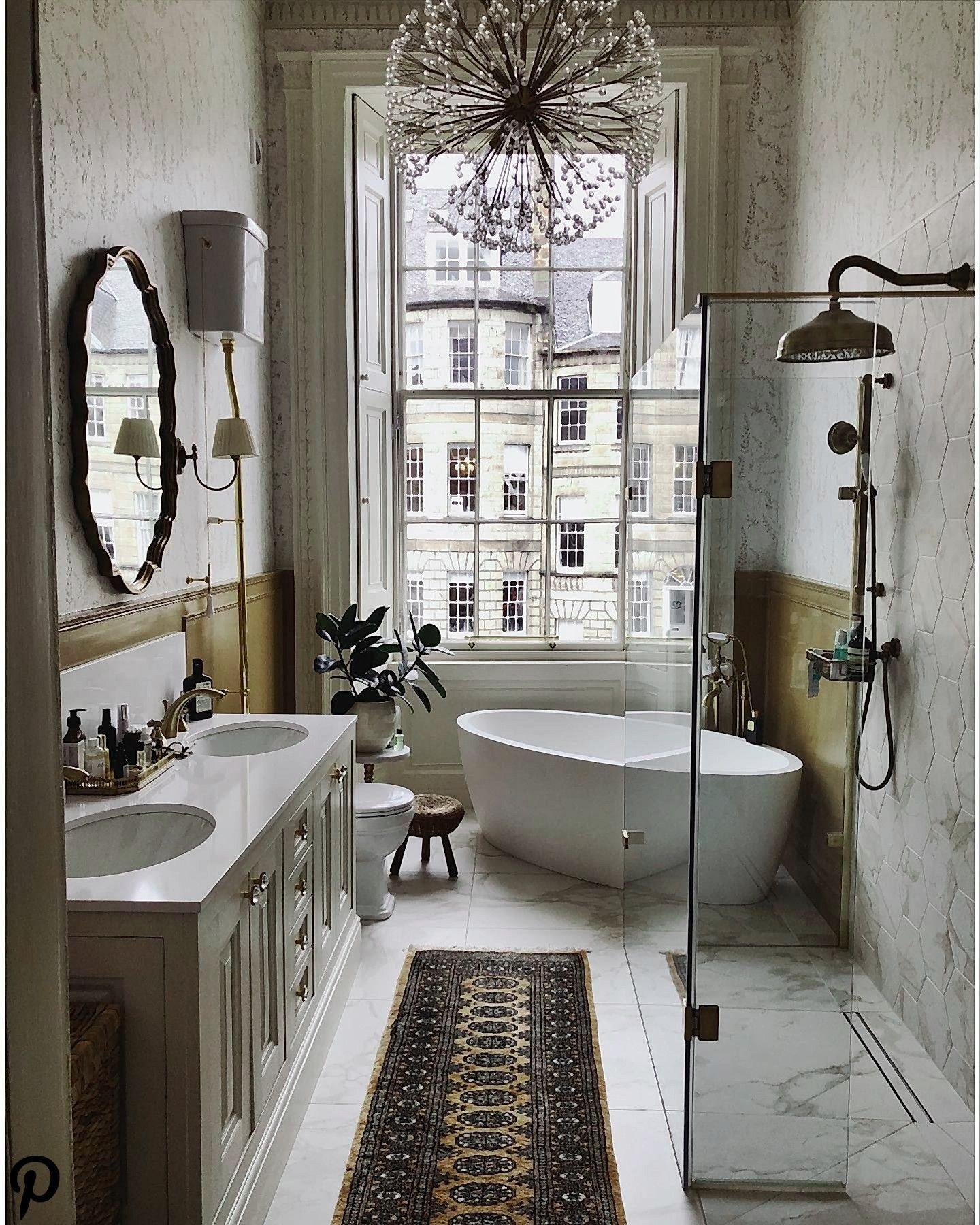 Interiors By Lisa Guest Shares An Edinburgh Renovation We Absolutely Adore Remainslight Guest Bathroom Remodel Bathroom Inspiration Bathroom Interior Design