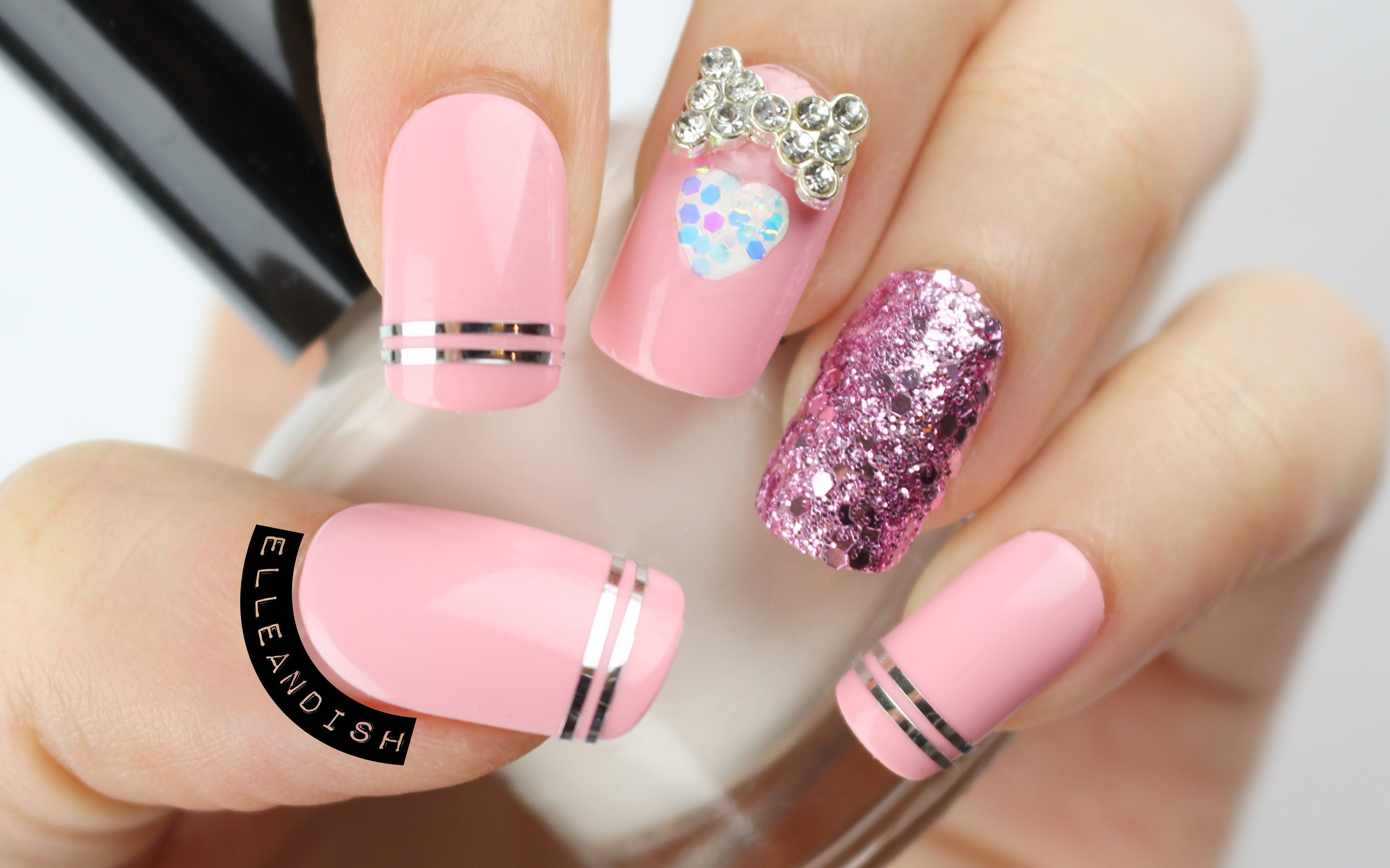 Materials Impress Manicure Behind The Scenes