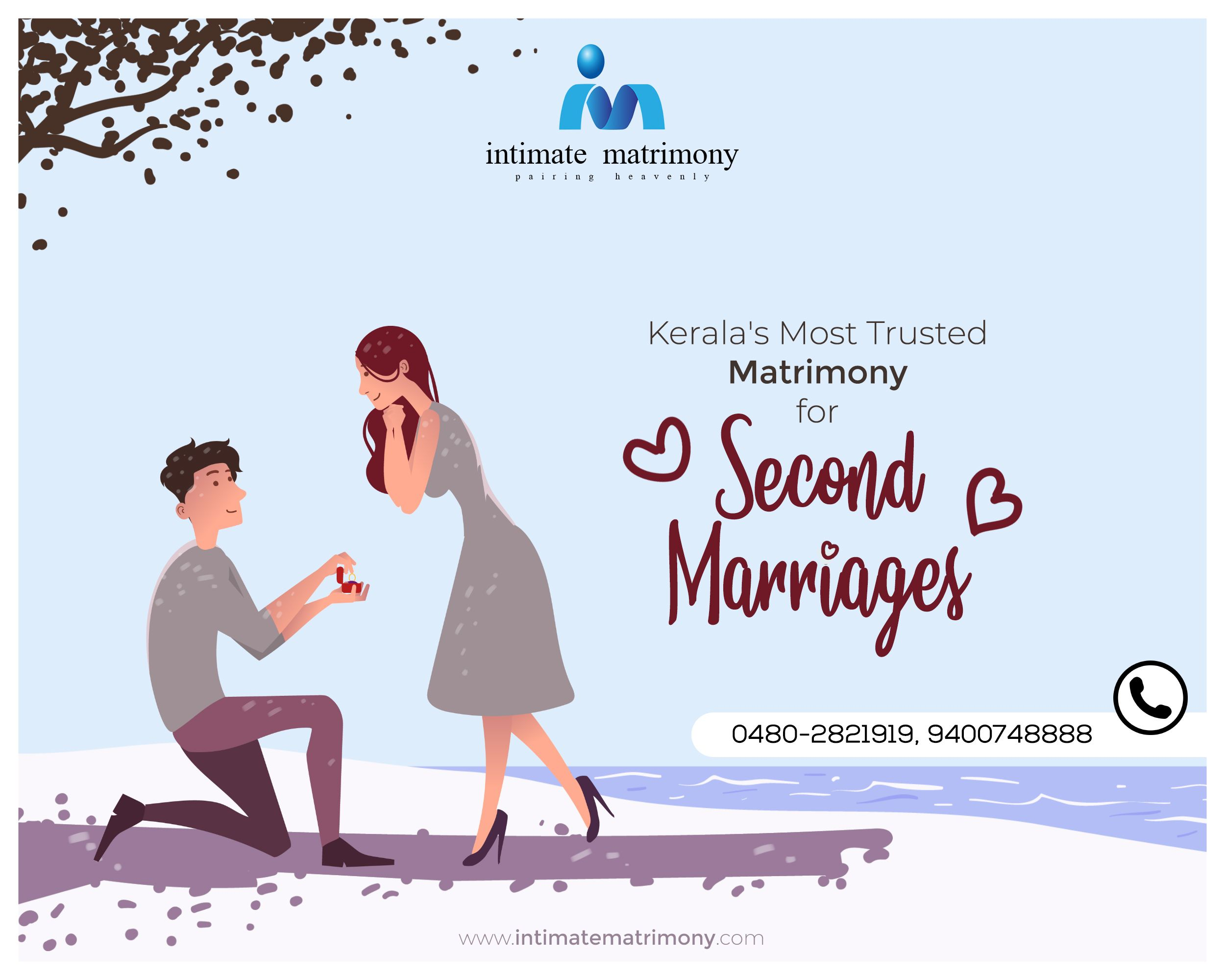 Intimate Matrimony - Most Trusted Matrimonial site for