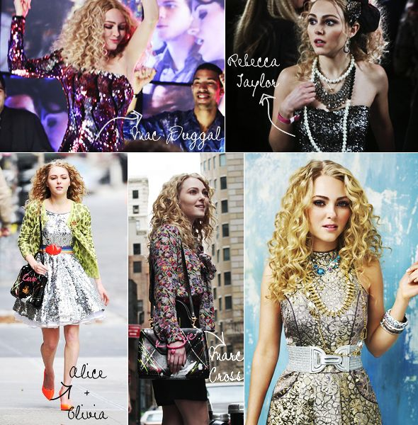 The Carrie Diaries!