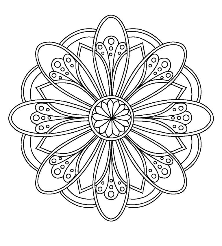 Pin de Ellen-Mary Keough O\'Brien en Mandalas and Doodles | Pinterest ...