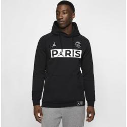 Paris Saint-Germain Fleece-Hoodie - Schwarz NikeNike