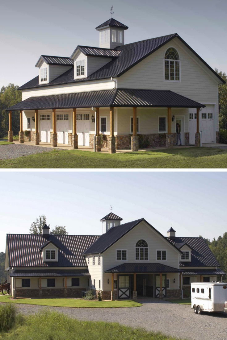 26++ Pole barn farmhouse inspiration