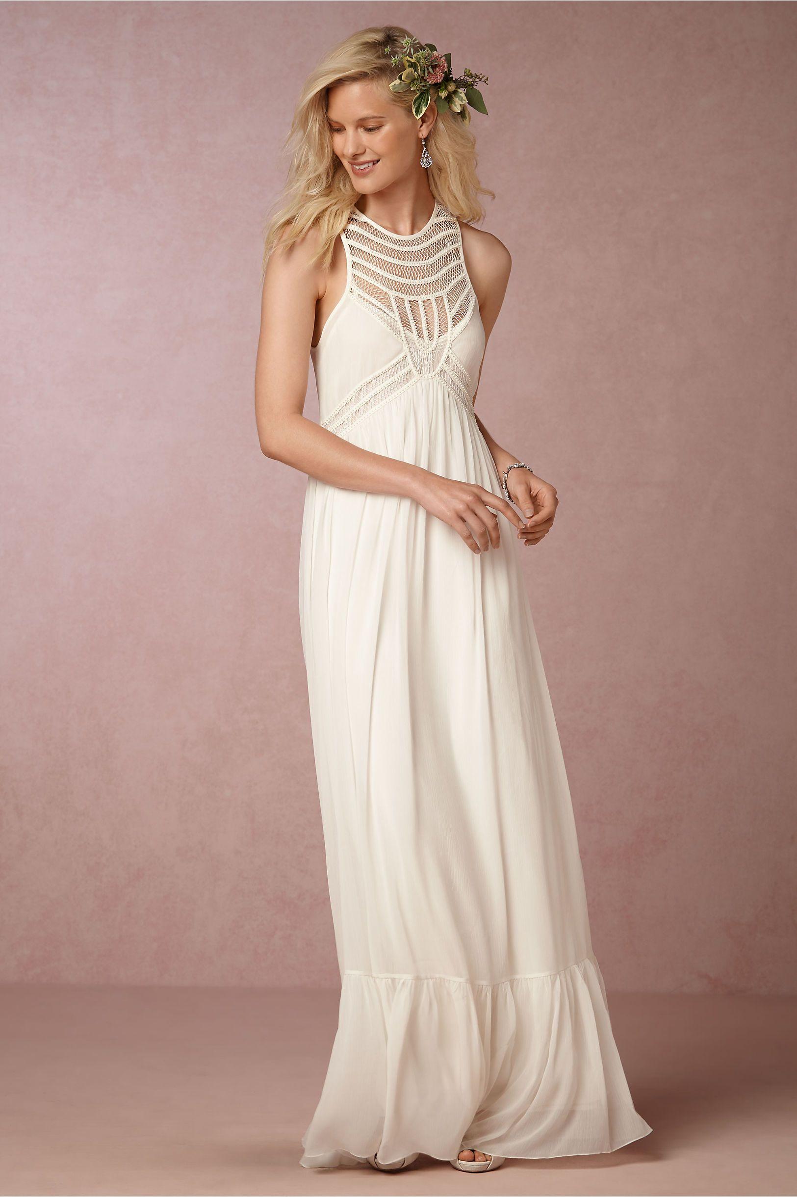 82b8eec16f BHLDN Jessalyn Dress in Beach & Honeymoon Dresses & Separates at ...
