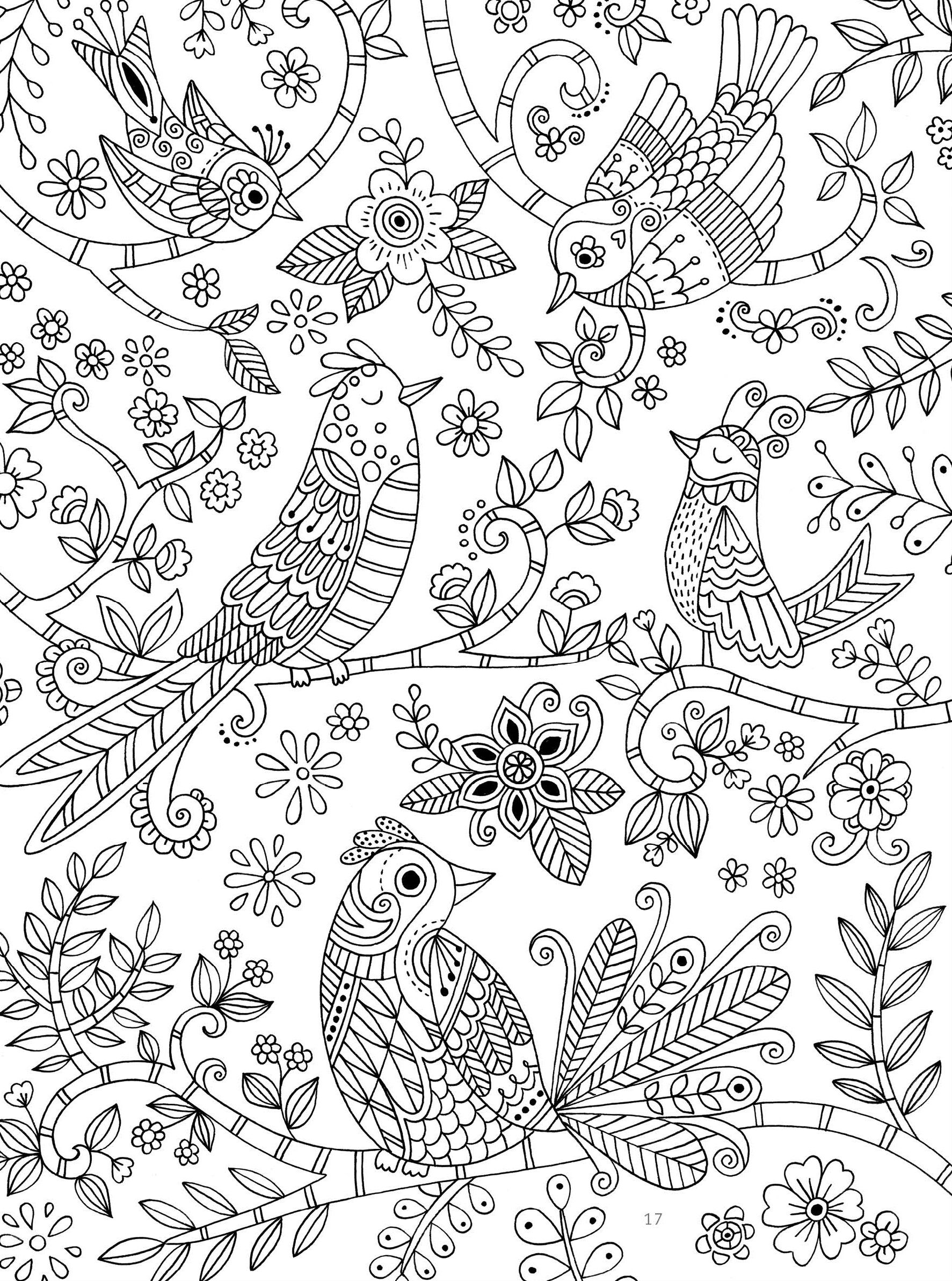 You are more valuable sparrows gods sight you, love birds coloring pages