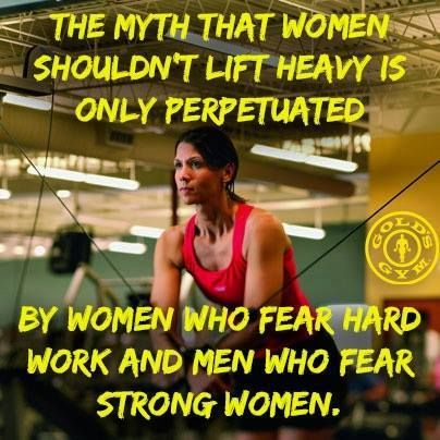 #Ladies, Do you feel empowered here..??  #GoldsGym #Siliguri #Fitness #Wellness