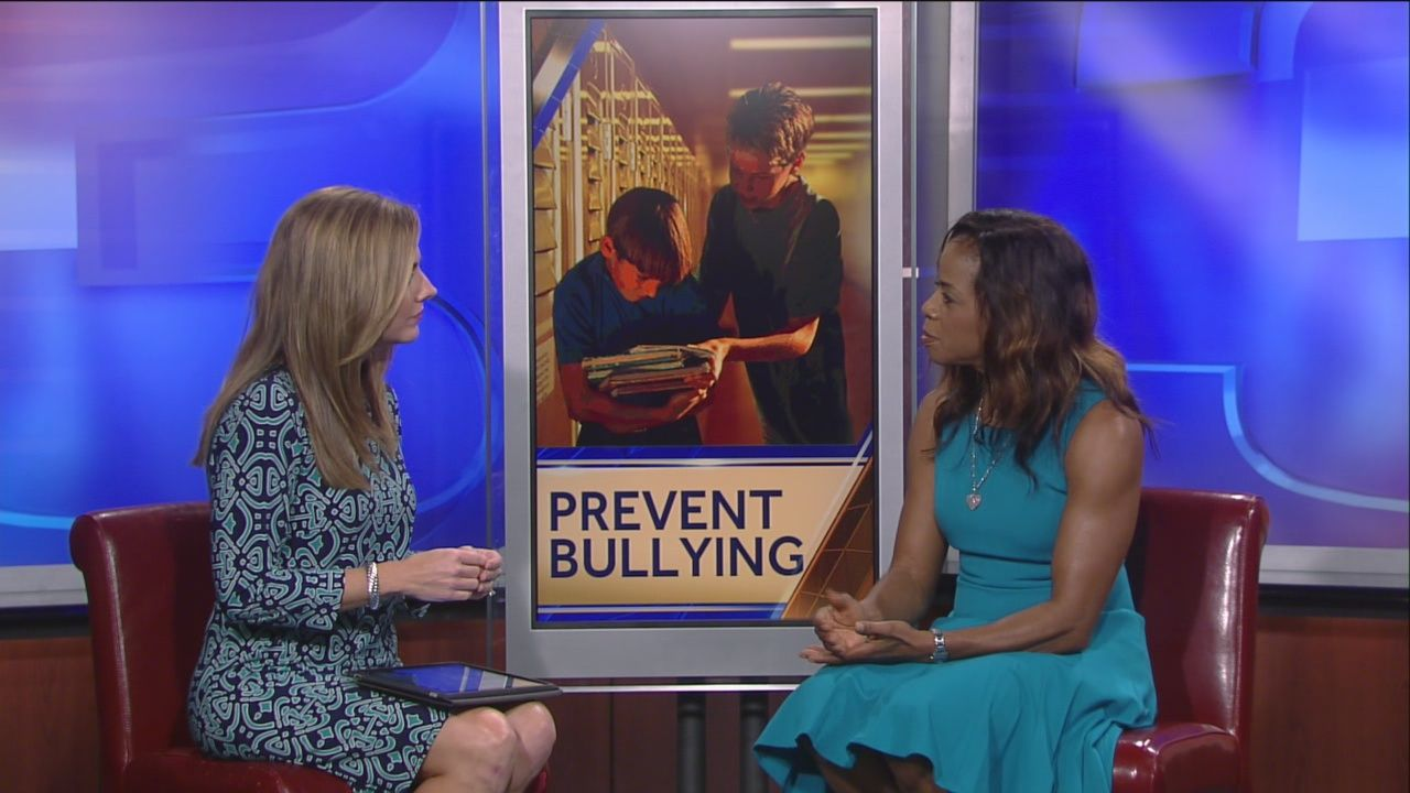 Parenting coach Pam Peters shares tips that parents can use to deal with the issue of bullying.