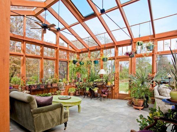 Perfekt Tipps Für Die Richtige Pflege Der Pflanzen Im Wintergarten