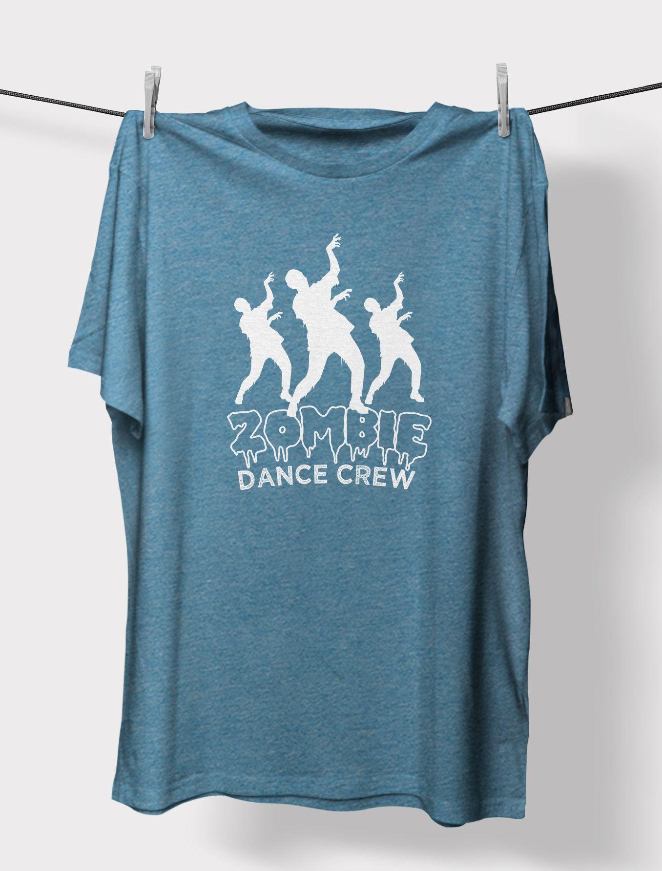 Zombie Dance Crew, Thriller Fan T-Shirt