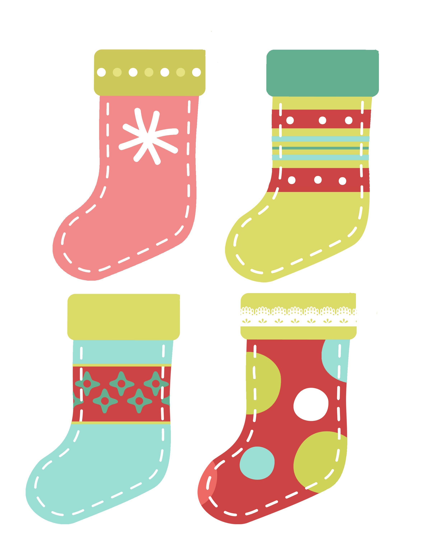 3 calcetines de 45 cm con ositos. calcetines de navidad. calcetines ...