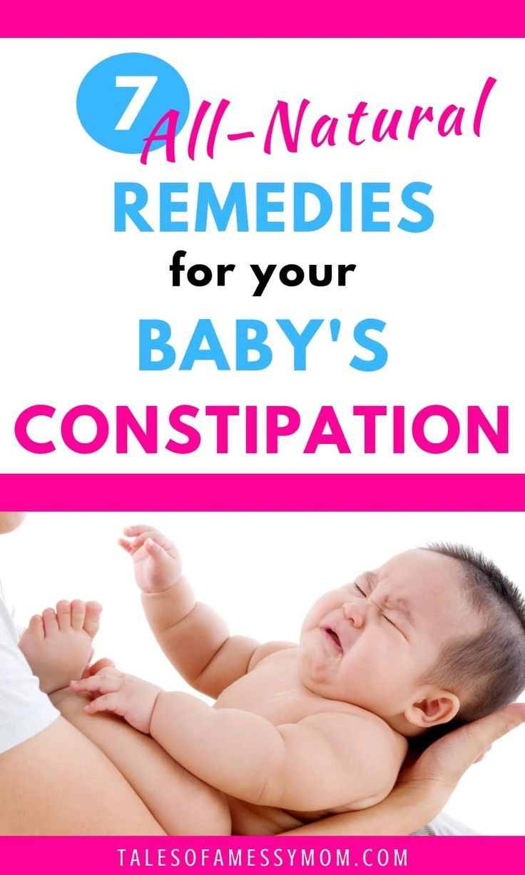Baby Constipation: Signs, Reasons, and Remedies | Babies