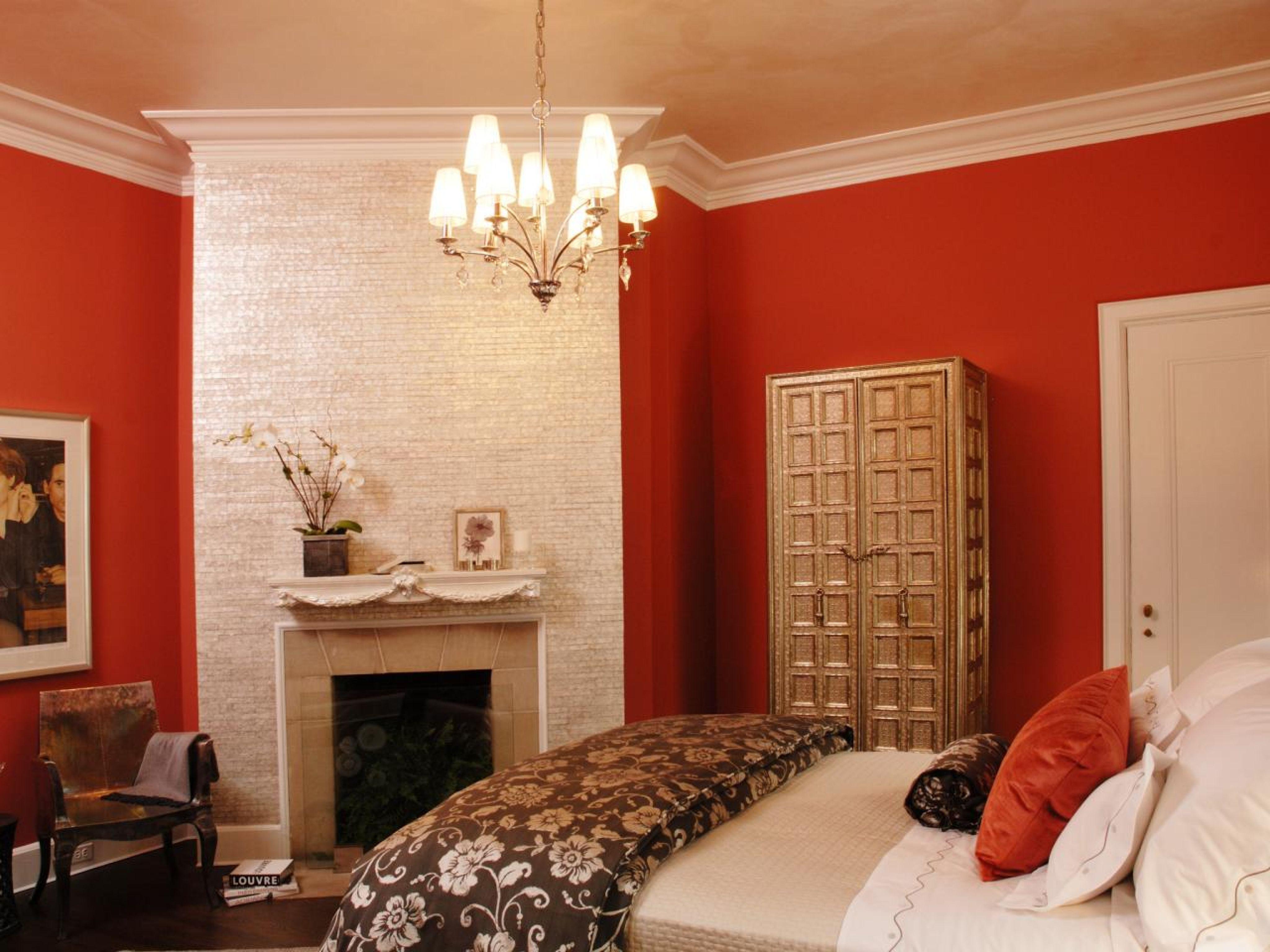 12+ Ravishing Living Room Paintings Peach Ideas   Bedroom paint ...
