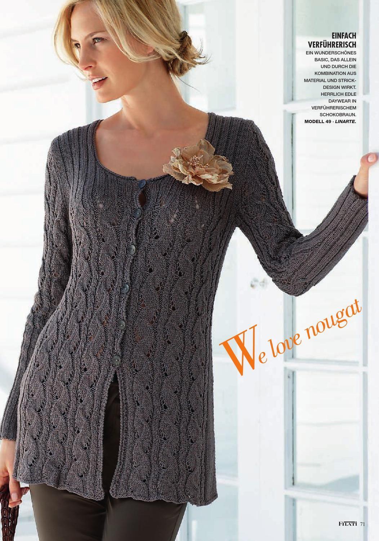 FILATI - No. 37 | Crochet clothes, Knitting patterns free ...