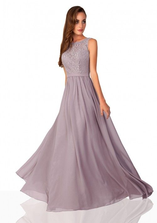 Abendkleid In Altrosa Mit Spitze Http Www Vipdress De De Abendkleider 2296 Chiffon Abendkleid In Altrosa Mit Spi Abendkleid Kleid Altrosa Trauzeugin Kleid