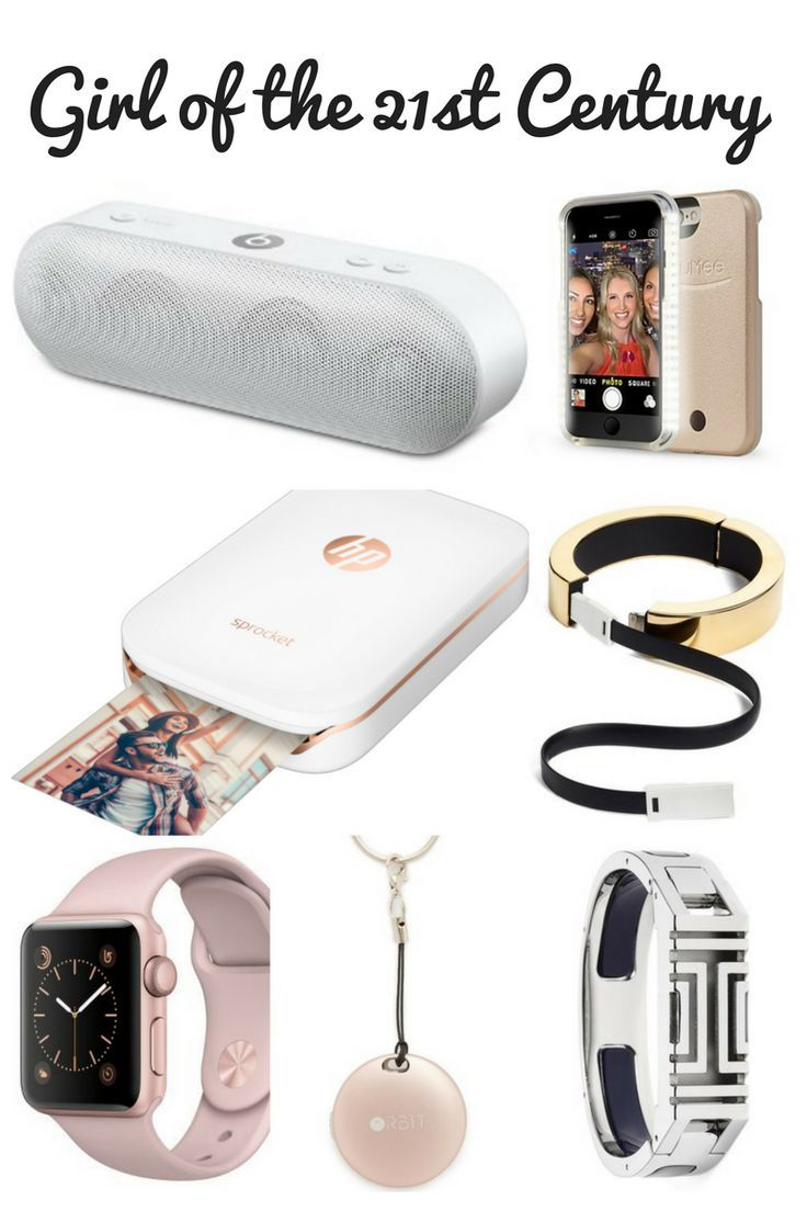 Girlfriend Gift Guide Girl Of The 21st Century Presents For